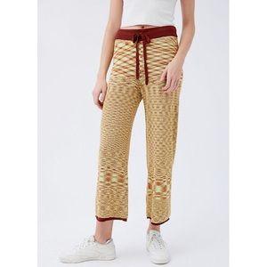 UO Sissy Space-Dye Knit Lounge Pant